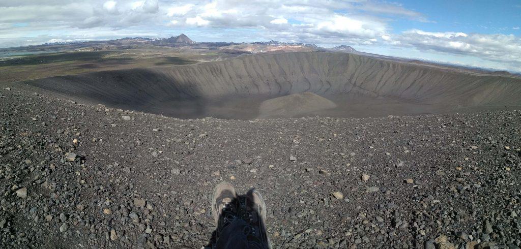 Islandia hverfjall