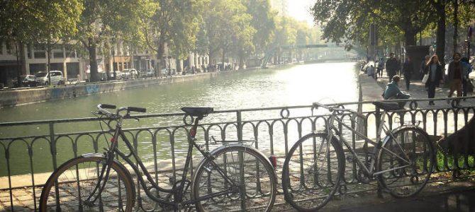 Consejos útiles para moverse por París en bici