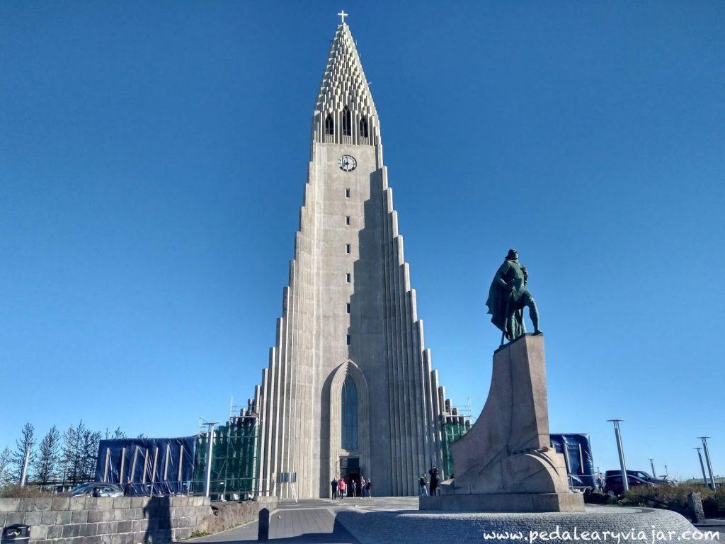Hallgrimskirkja Reykjavik en 1 día