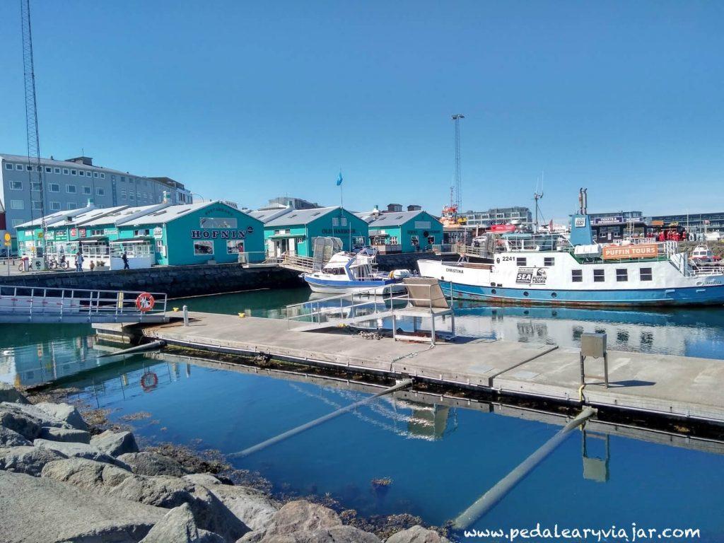 Old Harbour Reykjavik en 1 día
