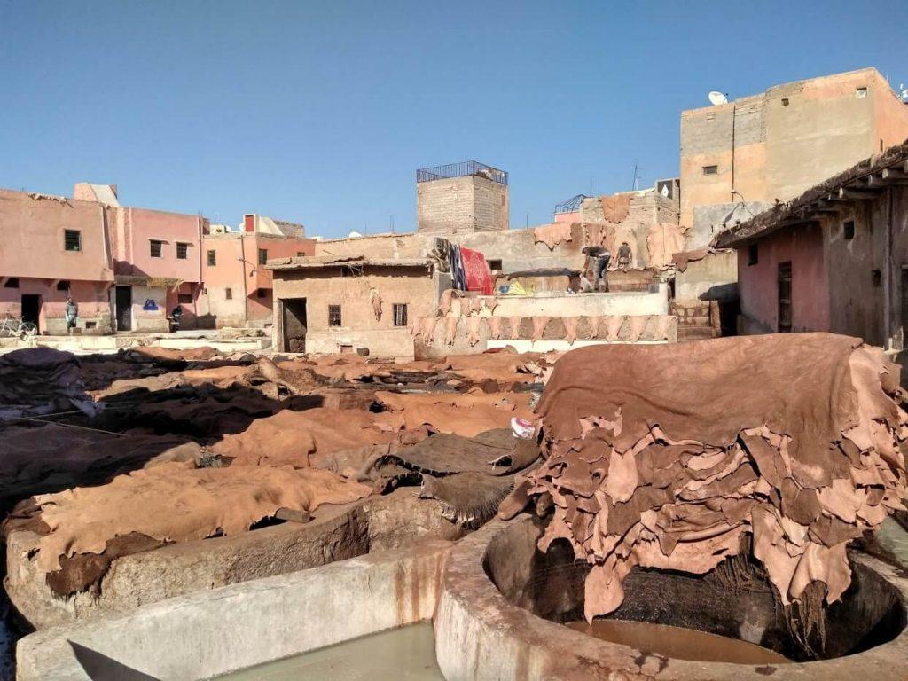 Zouk des Tanneurs Marrakech