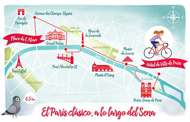 París en bici 1