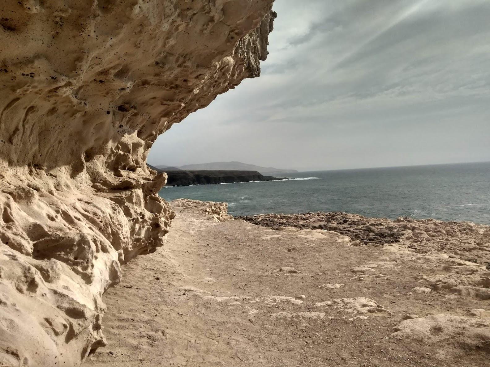 Dunas fósiles en Ajuy