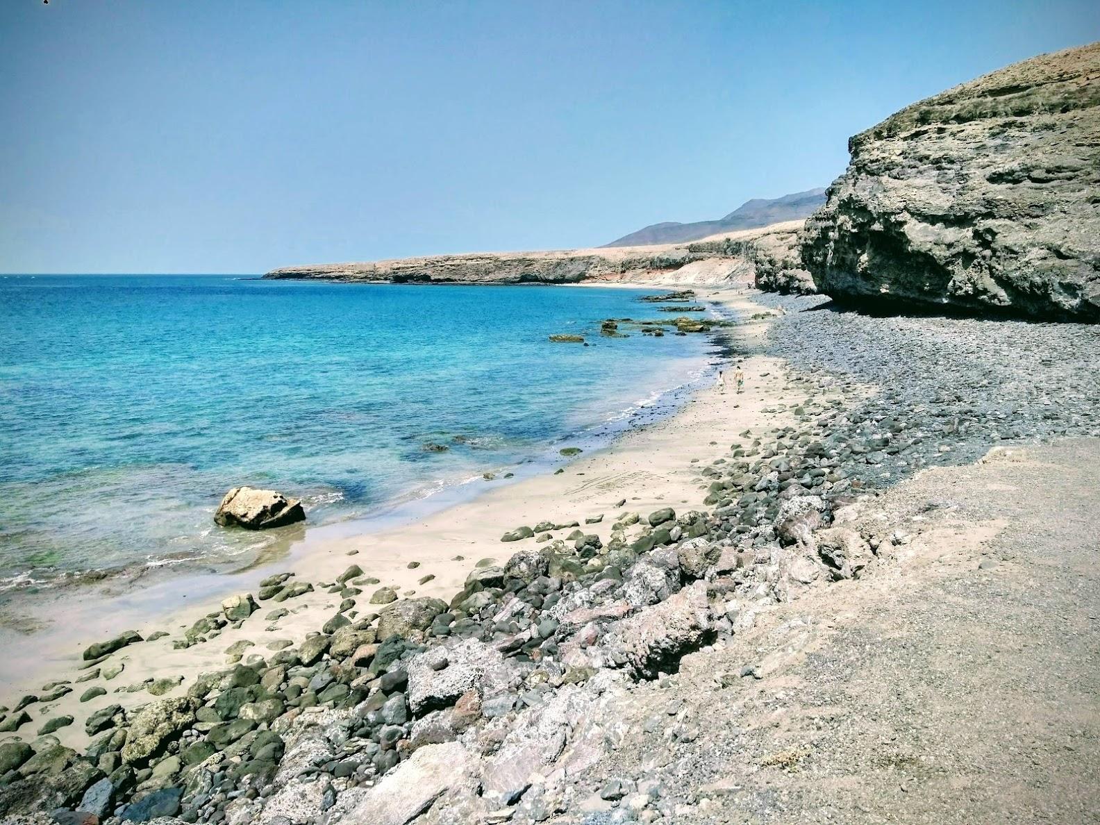 Playa de las Coloradas