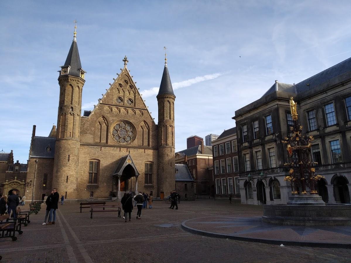 Binnenhoff y Ridderzaal