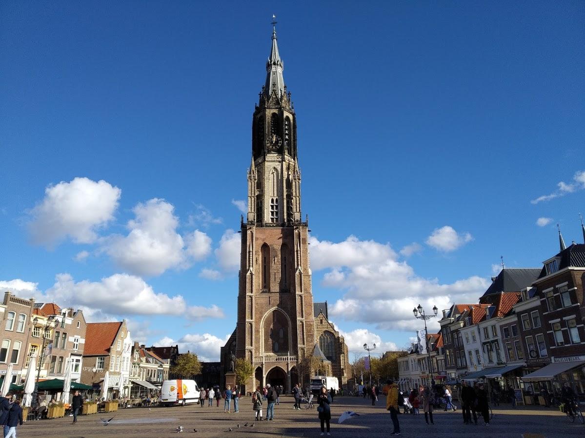 Iglesia Nueva de Delft