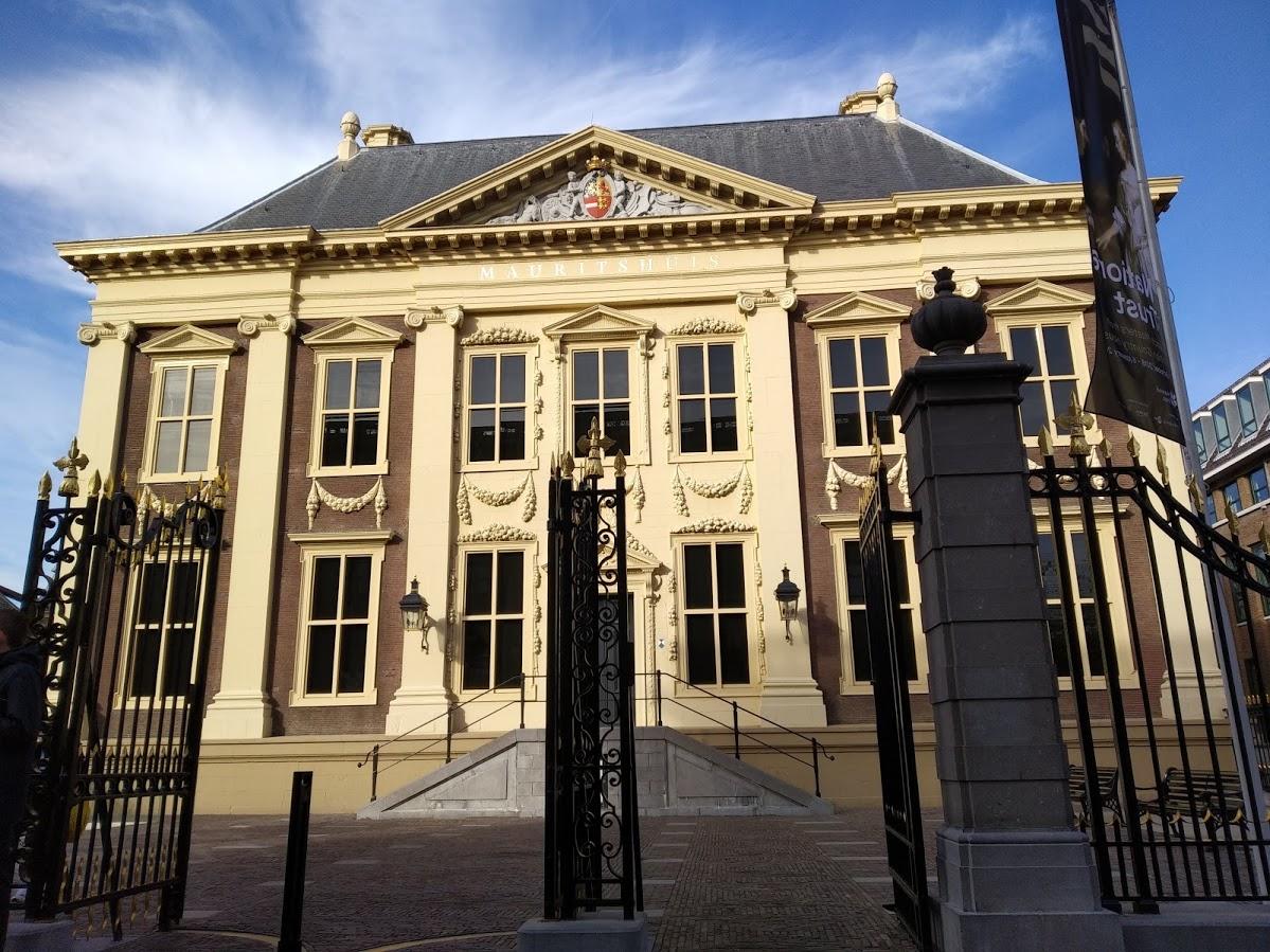 Mauritshuis La Haya