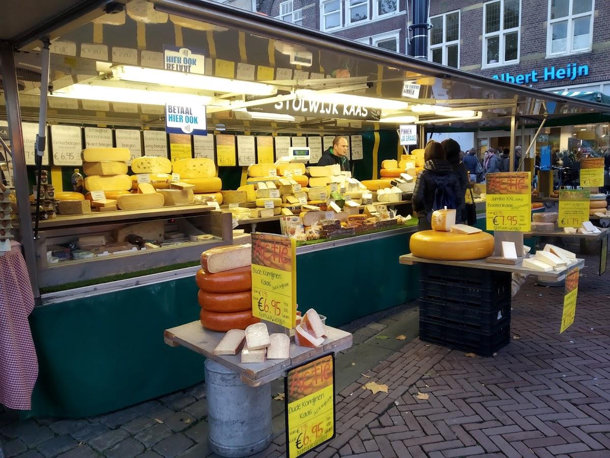 Plaza del mercado Gouda