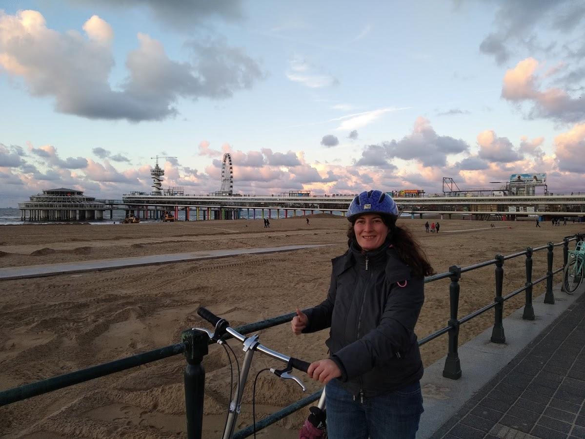 Embarcadero de Scheveningen - La Haya