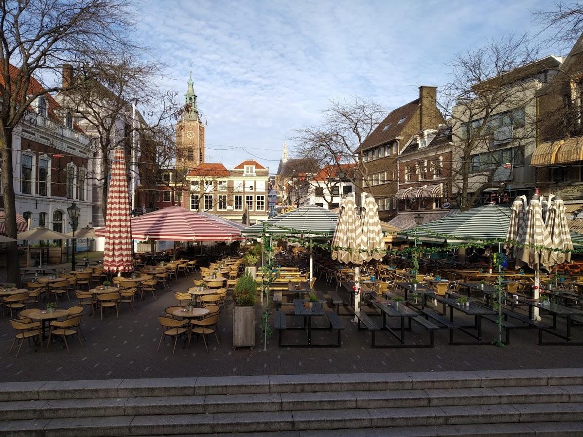 Plaza Grote Markt - La Haya