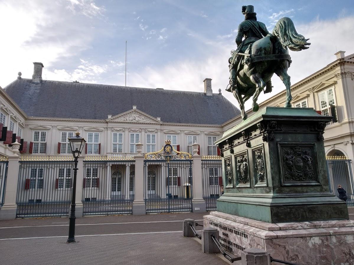 Palacio Noordeinde La Haya
